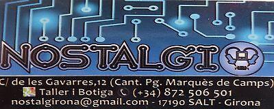 Nostalgi Electronica 17190 Salt