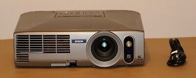 EPSON EMP-830 PORTABLE LCD PROJECTOR - Tested and Working well.250 Hours on Lamp