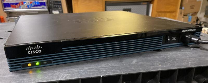 Cisco CISCO2901/K9 - CISCO2901 Gigabit Router