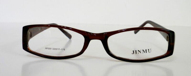 48-19-140 Glassic Oval Plastic Eye Glasses Frame 3 Colors, MSRP $140 ---Get it!