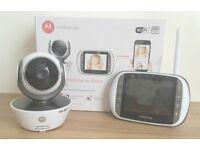 Motorola MBP853 Baby Monitor Brand New GBP100