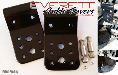 EVERETT ANKLE SAVERS BOOT LIMITING BRACKETS FOR POLARIS AXYS PRO RMK -
