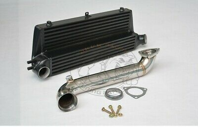 MINI COOPER Bar and plate type intercooler+Downpipe S R56 R57 R58 R59 R60 2010+ ()