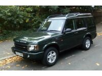 LAND ROVER DISCOVERY (TD5 2003 Edition) 7 Seater, Excellent Condition, Low Mileage, Full Electrics..