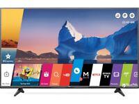 LG 49 inch Smart Ultra HD 4K Slim LED TV, HDR, Quad Core, WiFi, Netflix, Youtube, Apps & More
