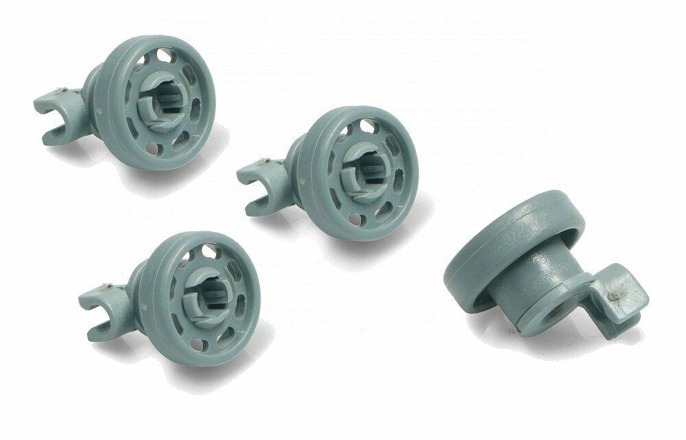 "2 Stück Original Bosch Siemens Korbrolle Rad Oberkorb Nr.00066321 /""00424717/"""