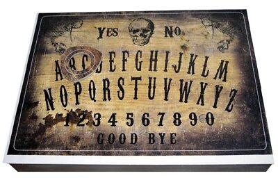 Haunted House Spirit Board Ouija Antique Game Halloween Prop Decoration ()