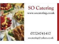 SO Catering for all your catering needs. Vintage Afternoon Teas, Finger/Fork Buffets, Platters