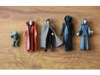 Star Wars figures 1977-85 Sith / Jedi