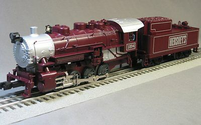 LIONEL HERSHEY'S FREIGHT ENGINE & TENDER steam locomotive train o gauge 6-30196 on Rummage