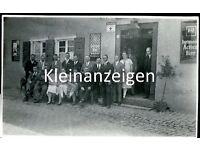 Solingen, Remscheid, Wuppertal oder Burg? Altes Foto Gaststätte Nordrhein-Westfalen - Reichshof Vorschau