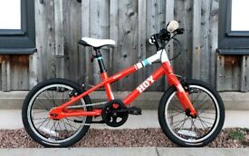 """HOY Bonaly 16"""" Kids Bike - Excellent Condition"""