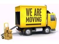 24/7 MAN WITH VAN MOVING VAN SERVICE HIRE VAN NATIONWIDE HOUSE REMOVALS CHEAP MAN AND MOVERS