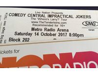 Impractical Jokers @ Metro Radio Arena