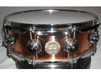 DW COLLECTORS SERIES SNARE DRUM SOLD