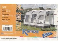 Kampa Rally Club 390 caravan awning