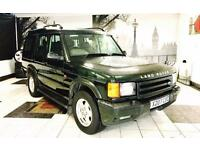 🌟P/X TO CLEAR🌟★LAND ROVER DISCOVERY TD5 AUTOMATIC GS 7STR★SERVICE HISTORY★MOT DEC 17★KWIKI AUTOS★