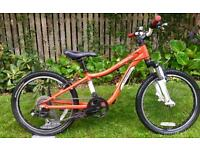 "Specialized Hotrock 20"" Front suspension Boy / Girl mountain bike"