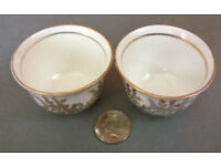 vintage colclough small cups