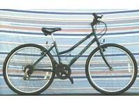 Ladies Emmelle Nightshade stepthrough bike