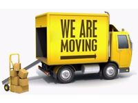 24/7 HOUSE MOVERS NATIONWIDE DELIVERY SERVICE MAN AND VAN HIRE MOVING COMPANY REMOVAL SERVICE