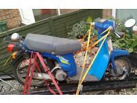 Honda City Express 50cc
