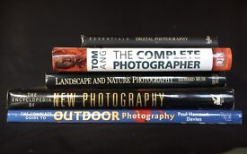 5 photography books