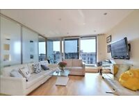 Stunning 2 bed/2bath in CHELSEA HARBOUR. 8th floor. GYM/CONCIERGE. 5 min walk to Imperial Wharf.
