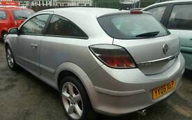 2005 Vauxhall Astra 1.8i 16V SRi+ (Exterior Pack) * ONE OWNER * FULL MOT