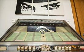 Wurlitzer Lyric Stereo Jukebox 1962