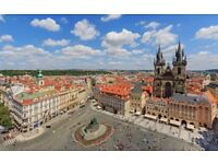 Join Us For A Coach Trip To Prague Thursday 17th May 2018