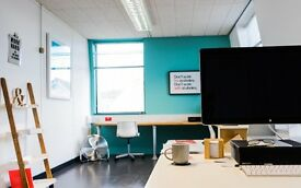 Flexible and affordable office available in a creative campus in the Lanes District