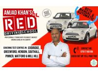 Amjad Khan's RED Driving School 🚗
