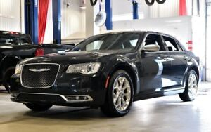 2017 Chrysler 300 C PLATINUM * AWD * NAVIGATION * TOIT OUVRANT