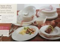 16 Piece Bone China Set