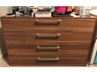 Chest of Drawers in wood effect