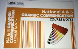 Leckie and Leckie National 4&5 Graphic Communication Course Notes