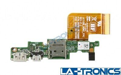 Dell Venue 11 Pro 7130 7139 Tablet HDMI Micro USB SD Charge Port PCB Board R26KY