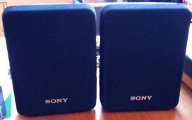 Pair of Sony SS-SR10 Speakers