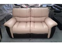 BRAND NEW ScS SATURN ENDURANCE 2 Seater Manual Recliner Sofa **CAN DELIVER**