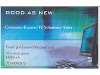 Computer Repairs / sales