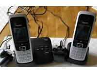 Gigaset C430A with on additional mobile