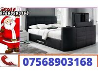 BED TV BED ELECTRIC BRAND NEW WITH STORAGE