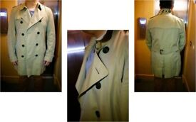 Burberry Classic - The Kensington Mid-length Heritage Trench Coat