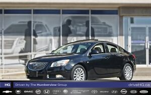 2011 Buick Regal CXL | SUNROOF | LEATHER | LOW KM