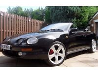 96 TOYOTA CELICA GT CONVERTIBLE **ONE OWNER 35K MILES**
