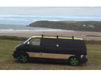 VW T4 TRANSPORTER RAT LOOK PROJECT