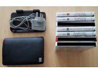 Nintendo 3DS XL + 4 games + Carry case