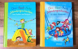 2 German Children Story Books
