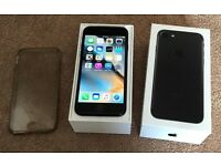 iPhone 7 128gb Matte Black Boxed For Sale Open To All Networks